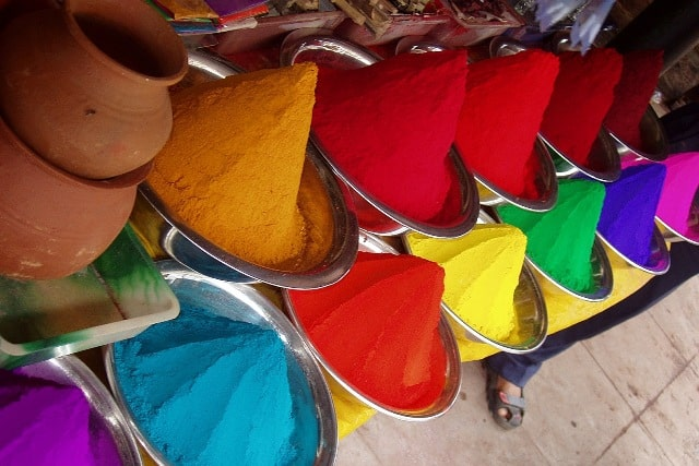 Take a holiday exchange to sample the colour of India