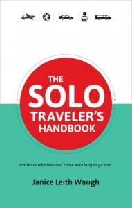 The Solo Traveler's Handbook - a solo book for solo travellers