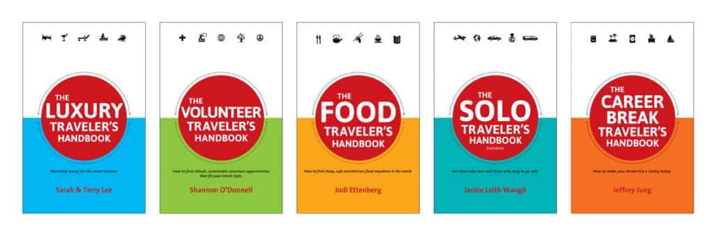 The Traveler's Handbooks series of travel books
