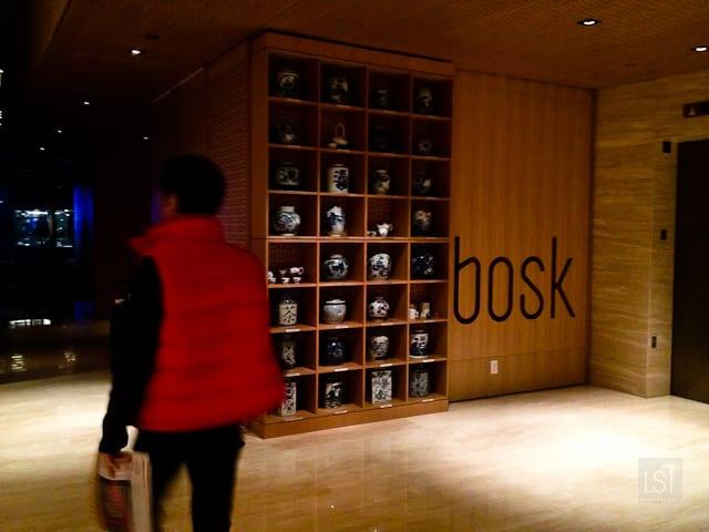Bosk - a delight for the tastebuds