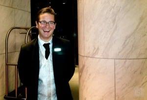 Concierge at the Shangri-La Toronto