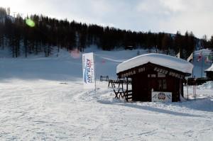 Sauze Scuala di Sci where I had my ski lesson