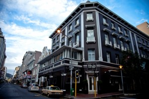 The Grand Daddy Hotel is on trendy Long Street, in Cape Town