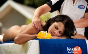 Massage at Vasnet Naturist Spa Resort