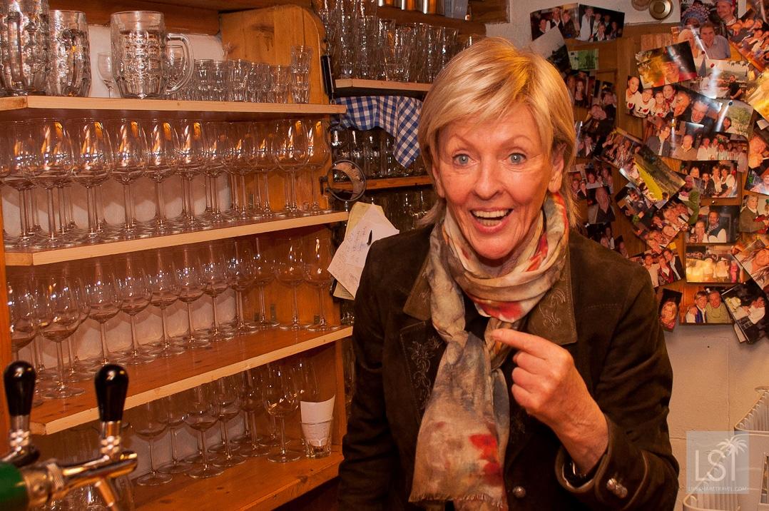 Erika of the Heurigen, Erika's Buschenschank