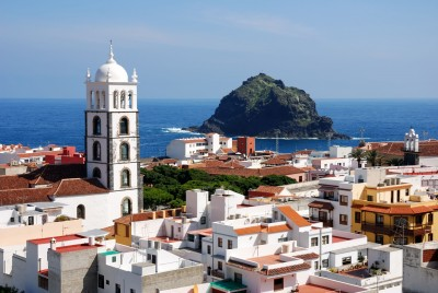 Garachico on the enticing island of Tenerife