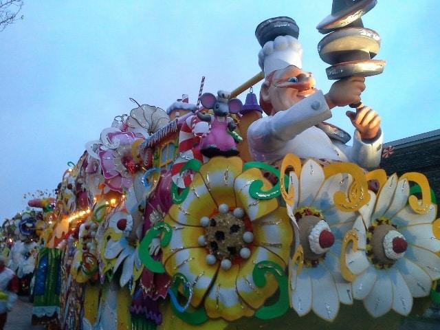New Orleans Mardi Gras 2013