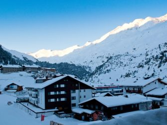Luxury Stay: Hotel Edelweiss & Gurgl brightens Austrian Alps