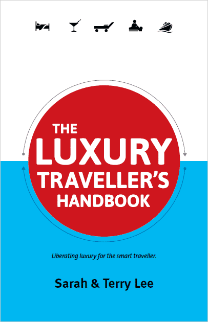 Announcing the publications of our luxury book - The Luxury Traveler's Handbook