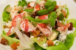 Nova Scotia Lobster salad at Nota Bene