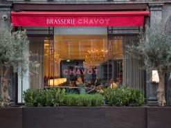 Brasserie Chavot brings taste of Paris to London