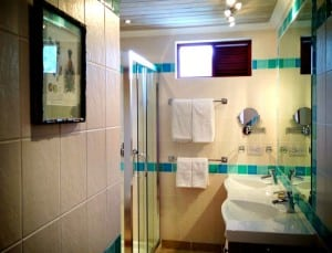 Bathroom at Bequia Beach Resort