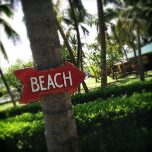 Hit the beach at Bequia Beach Hotel