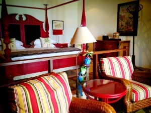 Quirky interiors at Bequia Beach Hotel