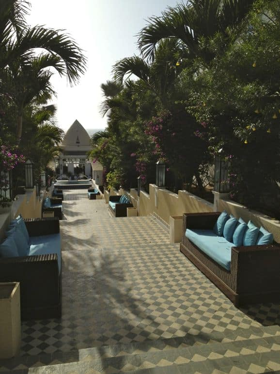 Take a seat at Coco Ocean Resort & Spa
