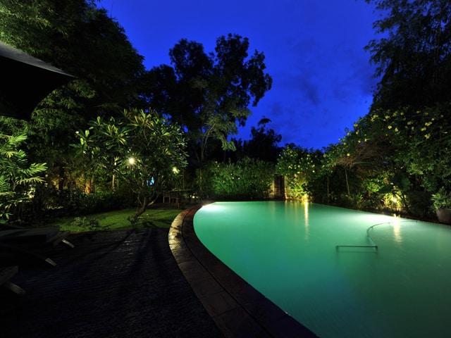 Amatao Tropical Residence Swimming Pool