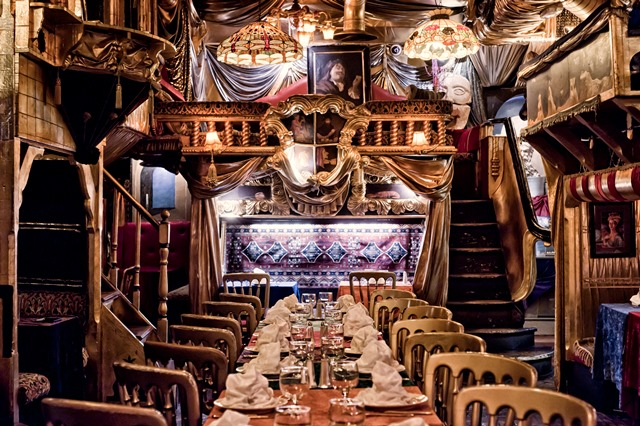 Eating In London Six Wacky But Wonderful Restaurants