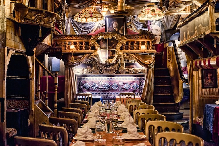 Eating in London - Sarastro