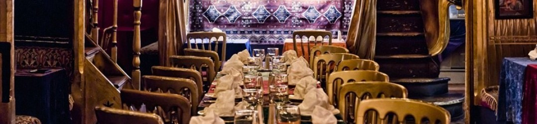 Eating in London - Sarastro