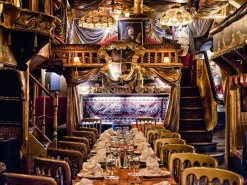 Eating in London: Six wacky but wonderful restaurants