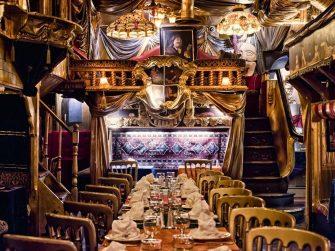 Eating in London: Six wacky but wonderful restaurants