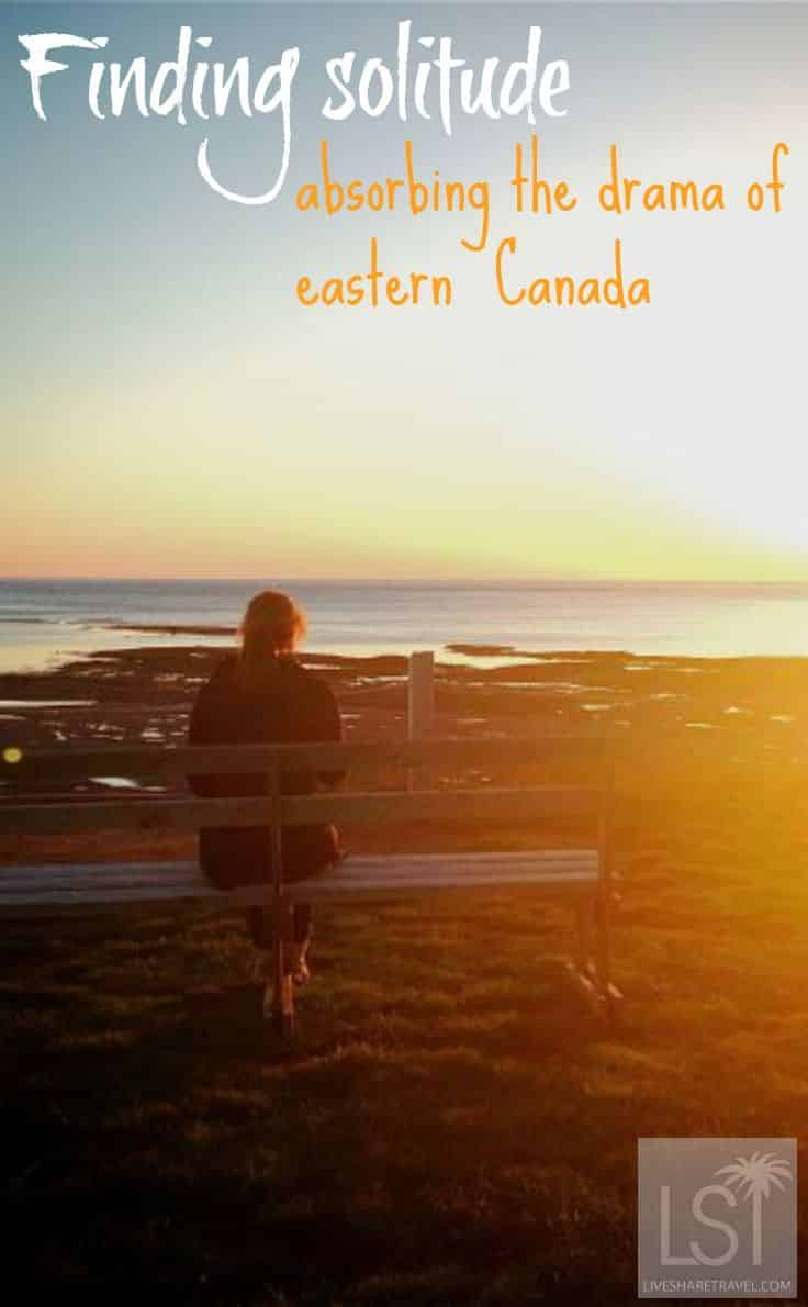 Finding solitude in the dramatic landscapes of eastern Canada from Newfoundland to Prince Edward Island (PEI)