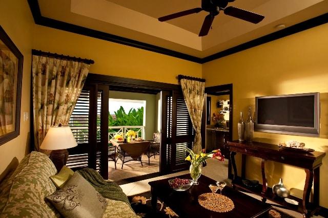 Sandals Grande Riviera Honeymoon Orchid Oceanview Butler Villa