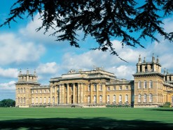 Win tickets to visit Blenheim Palace