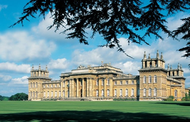 Blenheim Palace South Front