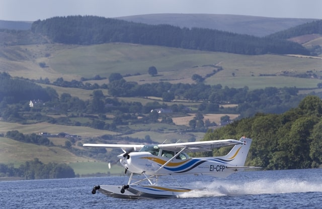 Harbour flights, Ireland
