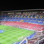 Confessions of a football virgin - F.C Barcelona Nou Camp Tour