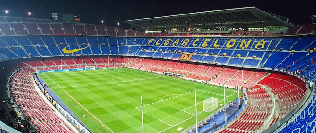 Confessions of a football virgin on a Camp Nou Tour