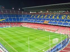 Confessions of a football virgin: Camp Nou tour