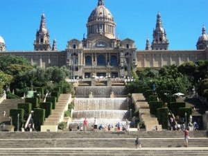 10 best Barcelona attractions - Placa Espagna