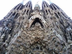 10 best Barcelona attractions - Sagrada Familia