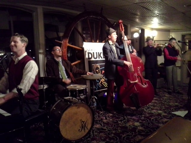 The Dukes of Dixieland aboard the Steamboat Natchez in New Orleans