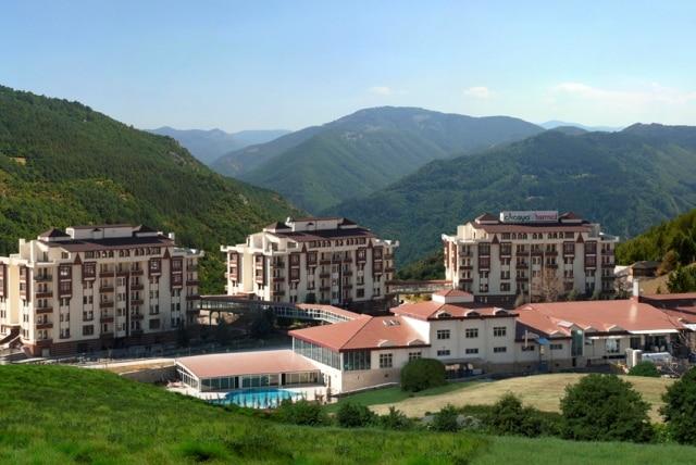 Akasya Vadisi Resort, Turkey