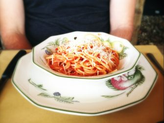 Confessions of a kitchen virgin: cooking classes in Italy