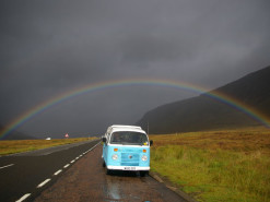 From VW vans to Ethiopia – a world of unusual holiday exchanges