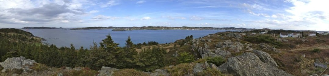 Finding paradise- places to stay in Twillingate, Newfoundland