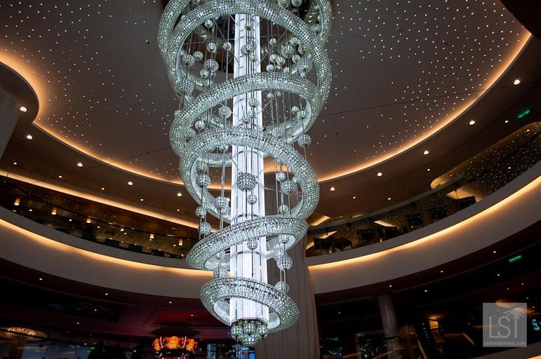 Atrium, Norwegian Epic