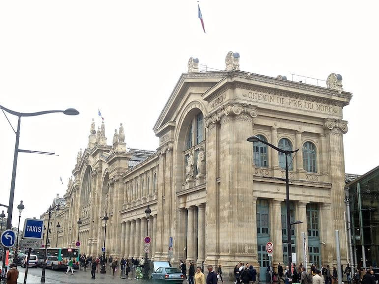 St Christopher's hostels new Paris branch is a hop, skip and jump from Gare du Nord