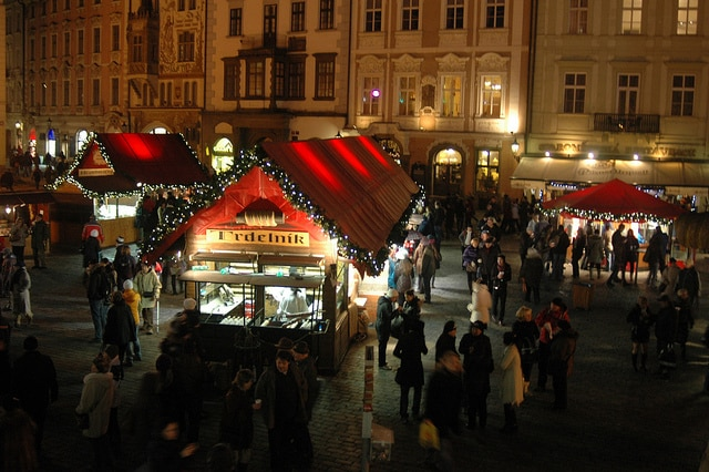 Christmas markets are great city breaks