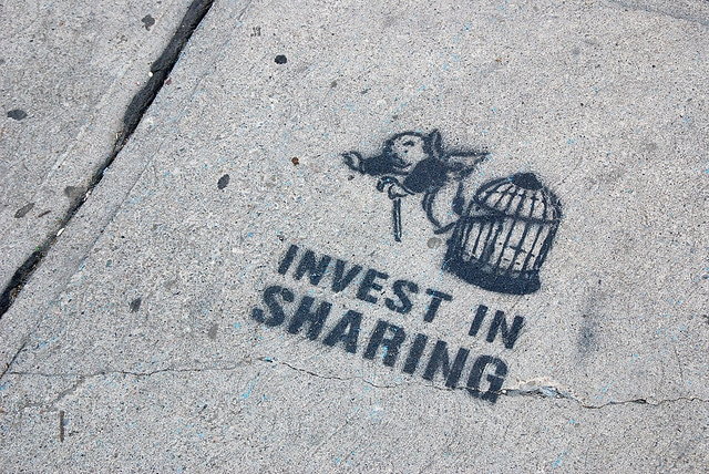 Invest in the sharing economy