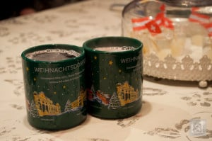 Gluhwein is an essential feature of Christmas in Vienna