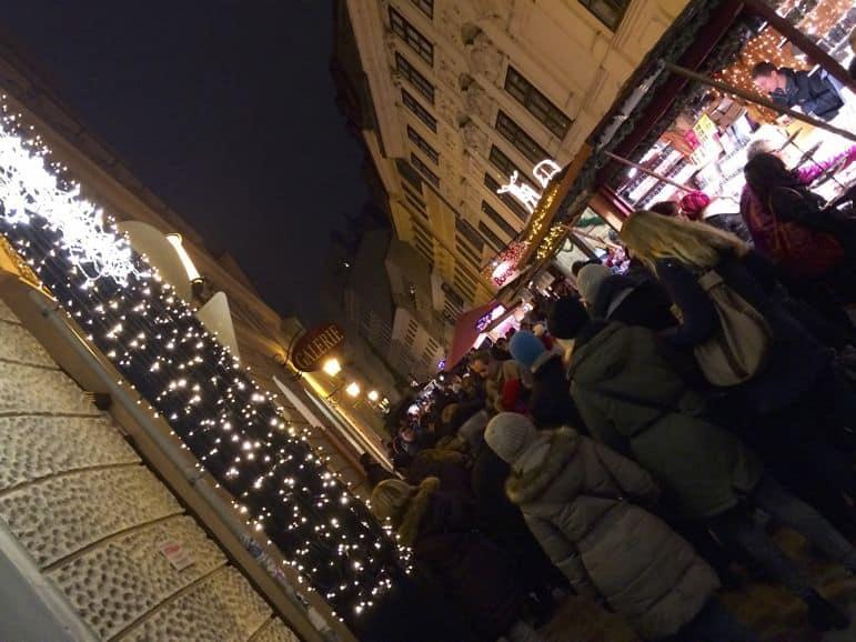 Spittelberg christmas market, Vienna