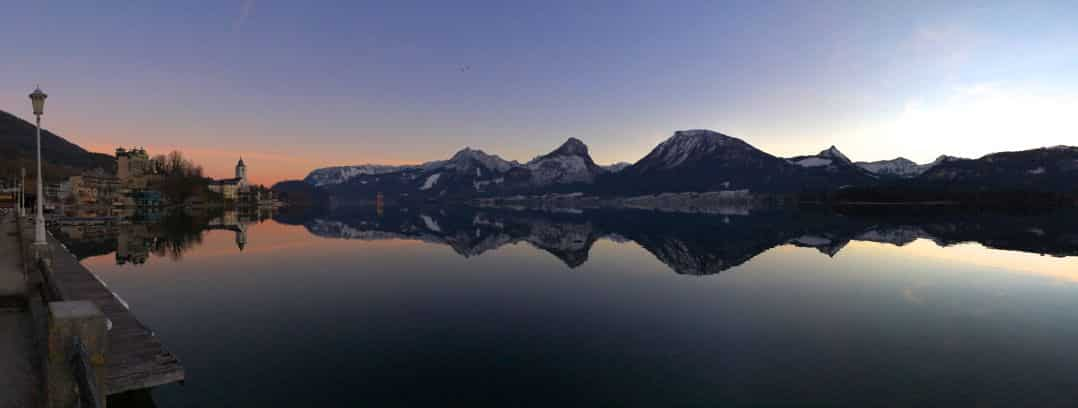 Things to do in Austria - don't miss Lake Wolfgang in Salzburgerland