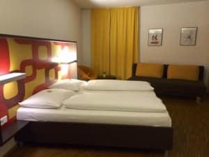 The Arte Hotel in Krems