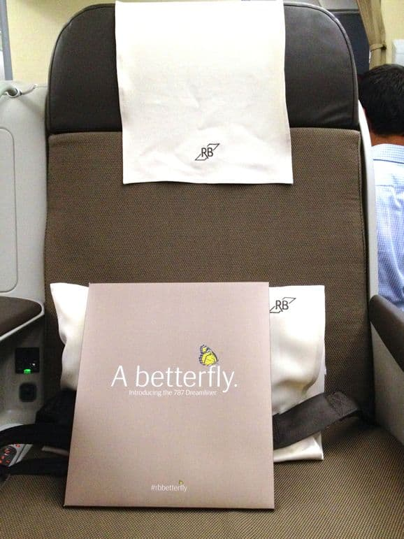 The Betterfly on Royal Brunei