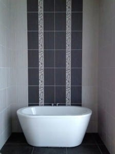 Bath in one of the bedrooms of our holiday rentals apartment